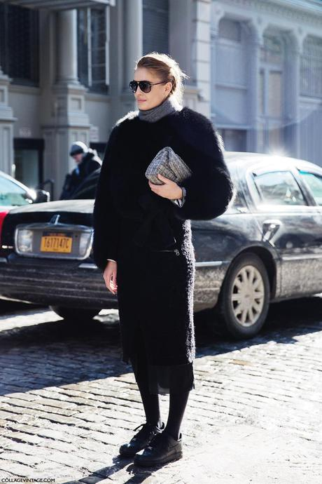 New_York_Fashion_Week-Street_Style-Fall_Winter-2015-Black_Outfit-Model-