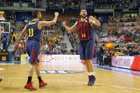 Baloncesto Copa del Rey 2014: El mejor cuarto de la historia bien ...