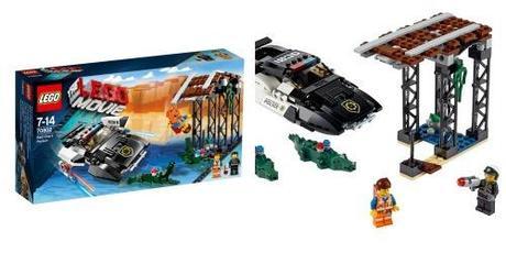 Tras el mal Policia juguetes de la LEGO Pelicula