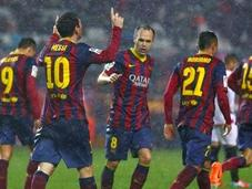 Messi quinto mayor goleador histórico Liga