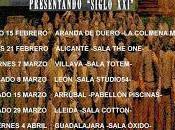 Gatillazo amplían gira 'Siglo XXI'