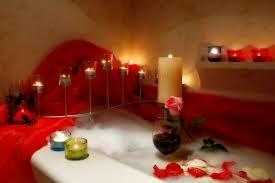 Como decorar tu baño de forma romántica para San Valentin ...