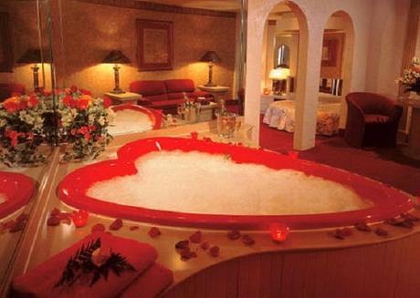 Como decorar tu ba o de forma rom ntica para san valentin for Como decorar tu bano