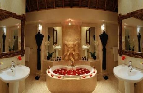 Resultado de imagen para tips para decorar tu baño de pareja