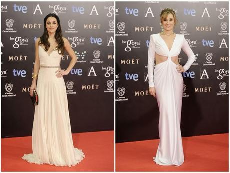 Las Mejores vestidas de los Goya
