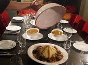 Noches cuscús, todos martes típico plato Marrakech Bandido Restaurant