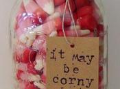Regalos sencillos para Valentín