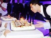 """Cristiano Ronaldo festejó Cumpleaños"""