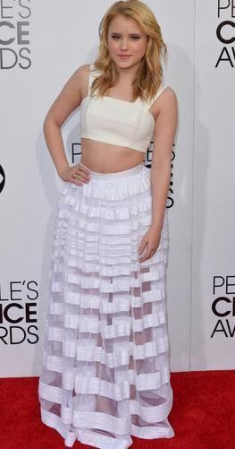 Taylor Spreitler People's Choice Awards 2014