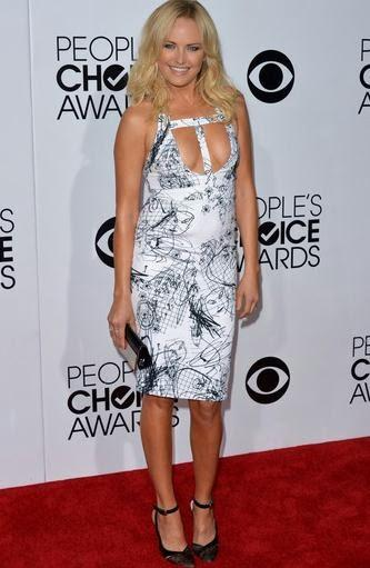 Malin Akerman People's Choice Awards 2014