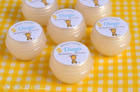 Detalles naturales para bautizos velas de miel paperblog - Velas de miel ...