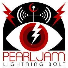 Pearl Jam Lightning Bolt (2013)