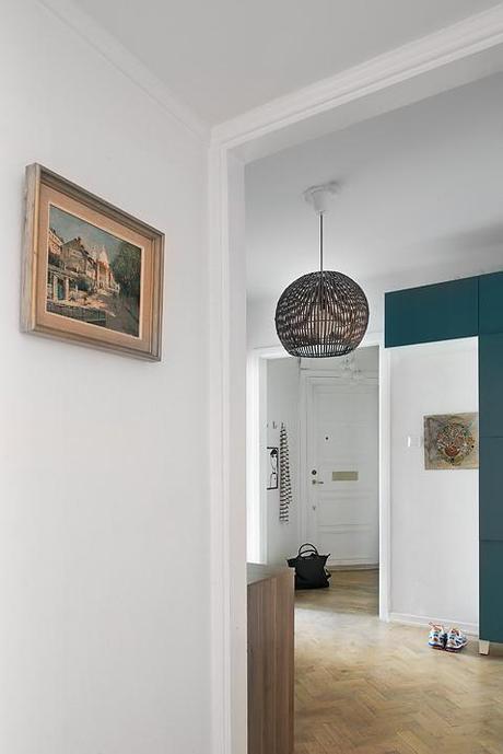 Cocinas blancas peque as y modernas paperblog for Diseno cocinas paralelo