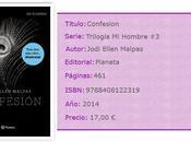 {Reseña} Confesión, Jodi Ellen Malpas