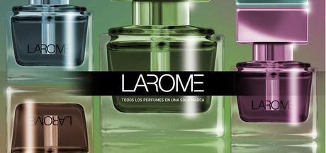 #Colaboración# ~Perfumes Larome~ Todos los perfumes, en una sola marca