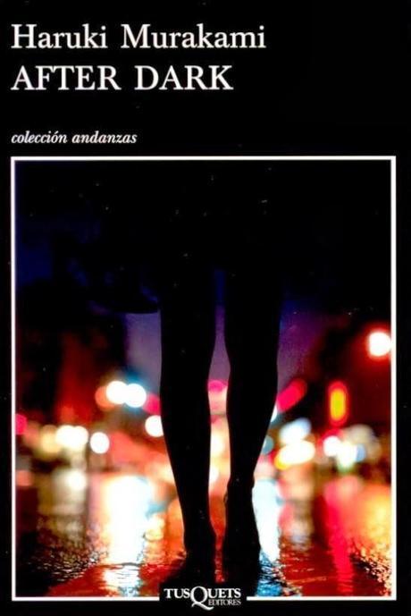 After dark. Haruki Murakami