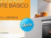 TuElectrodomésticoOnline.com lanza promoción Envío Gratuito compra productos Balay, Bosch Siemens durante meses Febrero Marzo