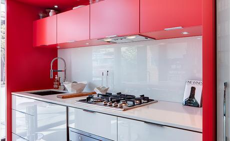 10 cocinas tipo closet paperblog - Cocinas tipo loft ...