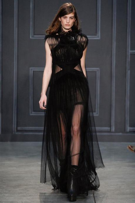 vera wang MBFWNY ilovepitita MERCEDES BENZ FASHION WEEK NEW YORK (II)