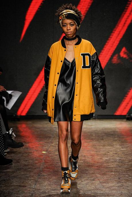 dkny MBFWNY ilovepitita MERCEDES BENZ FASHION WEEK NEW YORK (II)