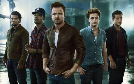 Nueva Imagen y detrás de escena de Need For Speed