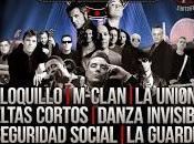 Iberia Rock Festival Valencia: Loquillo, M-Clan, Seguridad Social, Celtas Cortos, Unión, Danza Invisible...