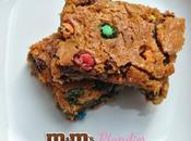 M&M´s Blondies