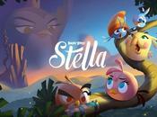 Stella nueva aventura Rovio incluirá nuevos Angry Birds
