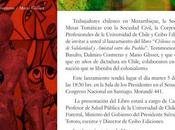 Comparta Historia Vida. Memoria hermana. Exilio Mozambique