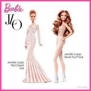JLo Barbie
