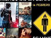 Estrenos Semana Febrero 2014 Podcast Scanners