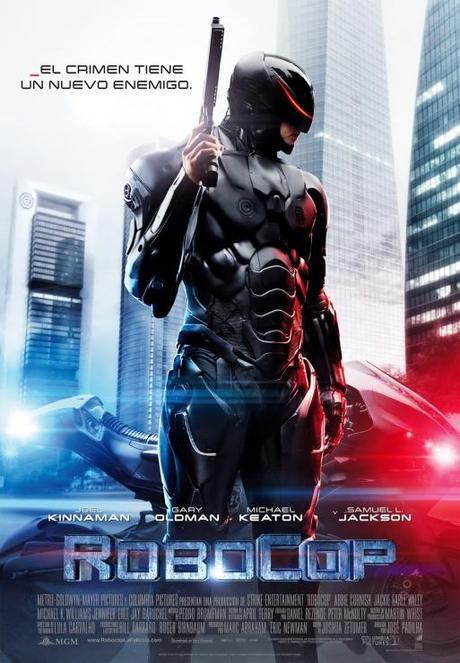 Robocop 2014 poster españa