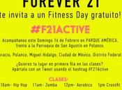 Forever invita Fitness gratuito