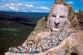 Crazy Horse Memorial, el alma india de la tierra