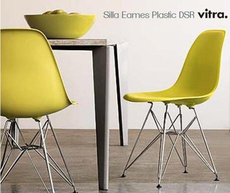Moises showroom sillas de dise o original promociones - Sillas vitra precios ...