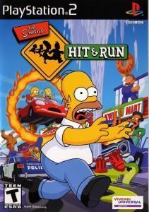 [Memory Card] The Simpsons: Hit & Run