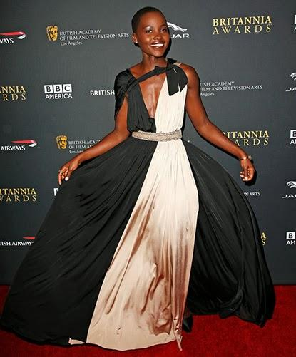 And the best dressed nomenee at 2014 Oscar