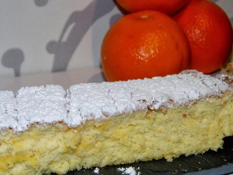 Julia child gateau a l'orange