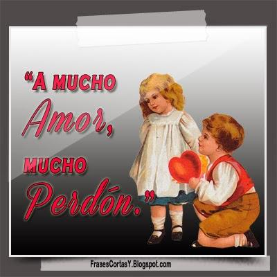 El Verdadero Amor Perdona Frases Cortas Paperblog