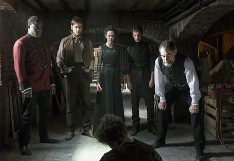Penny Dreadful-Showtime