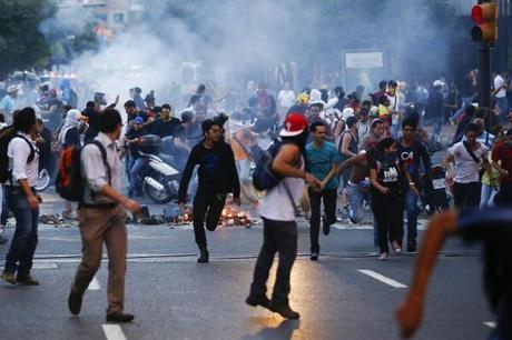 #15F Venezuela hoy, 15-02-2014