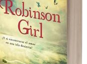 Literatura: 'Robinson Girl', Rocío Carmona