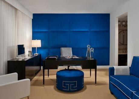 Qu colores le convienen a mi oficina mundo ejecutivo for Oficina zona azul talavera