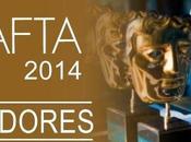 Ganadores Premios BAFTA 2014 (Lista Completa)