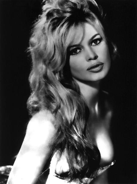 Brigitte Bardot años 50