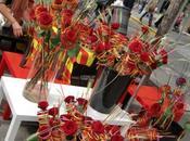 Cómo celebran Sant Jordi Cataluña?