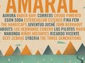 Sonorama 2014: Amaral, Niños Mutantes, Sexy Zebras, Egon Soda, Fira Fem, Layabouts...