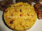 Arroz curry express
