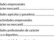 Ingresos gastos deducibles Renta 2013 (Autónomos estimación directa)