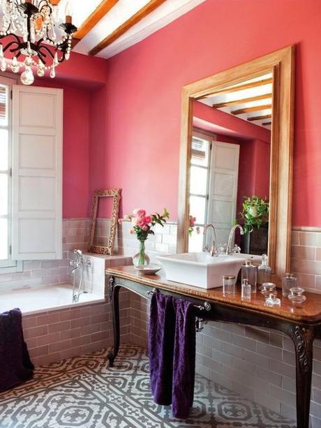 Decorar Baño Antiguo:Cómo decorar el baño – Paperblog